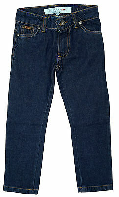 Boys Jeans Denim Classic Slim Fit Firetrap Dark Wash Kids 2 to 13 Years