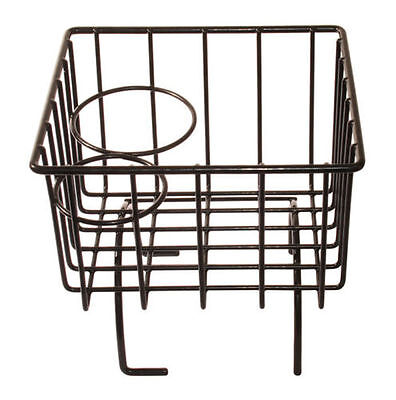 VW Beetle Storage Basket -  Tunnel - Black - Great Looking Accessory T1 Type 1+