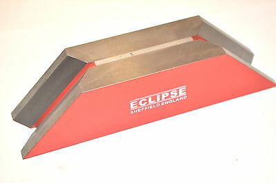 NOS Eclipse UK 924 Vee Magnetic 90 Degree Machinists Fabricator Mitre Clamp #012