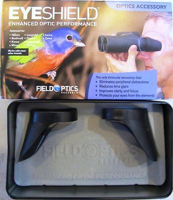 Field Optics Binocular Standard Size Eyeshields Bino Bird Watch Eye Cups B005
