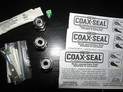 Cisco COAX-SEAL Connected Grid Router Hardwa 1 Installation Mount Kit 69-1801-01