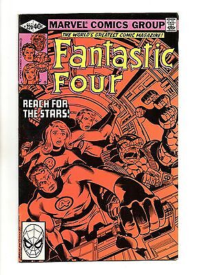 Fantastic Four Vol 1 No 220 Jul 1980 (VFN+) Marvel, Modern Age (1980 - Now)
