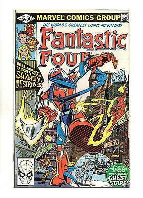 Fantastic Four Vol 1 No 226 Jan 1981 (VFN+) Marvel, Modern Age (1980 - Now)