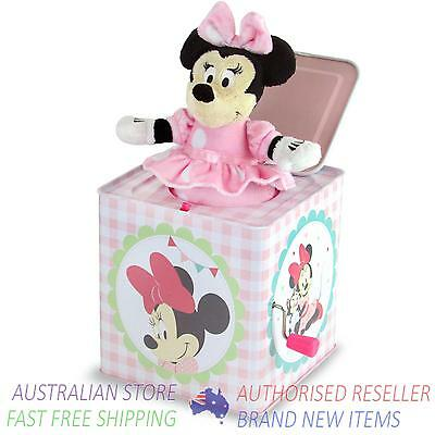Disney Baby MINNIE MOUSE JACK IN THE BOX New