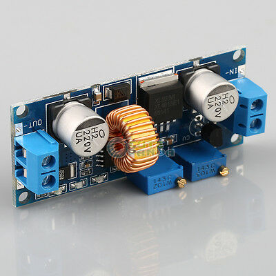 5a lithium charger cv cc buck step down led driver power supply module ic new v6