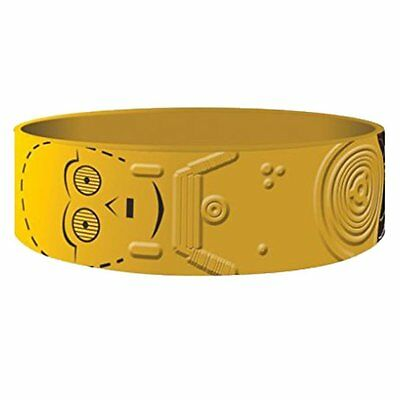 Star Wars C-3PO - Rubber Wristband / Bracelet
