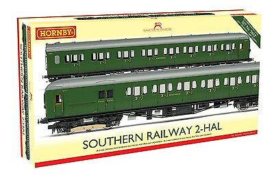R3260 Hornby 00 Gauge Southern Railway 2-HAL Train Pack EMU DCC Ready Boxed UK