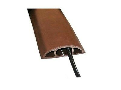 FELLOWES Cable Cover Brown 6f