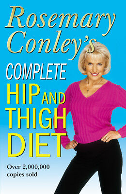 Rosemary Conley - Complete Hip And Thigh Diet (Paperback) 9780099441625