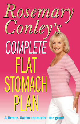 Rosemary Conley - Complete Flat Stomach Plan (Paperback) 9780099441632