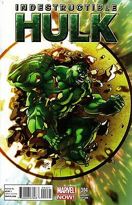 Indestructible Hulk #4 (2013) Scarce 1:50 Pasqual Ferry Variant Cover Marvel Now