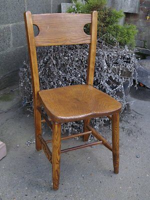 Bristol Elm Church Chapel Pew Chairs| More than 6 available