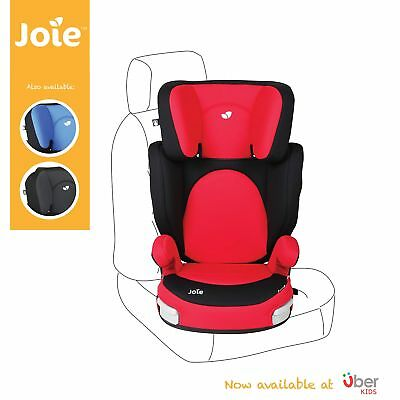 Joie Trillo High Back IsoSafe Booster Car Seat  With Cup Holders - Group 2 / 3