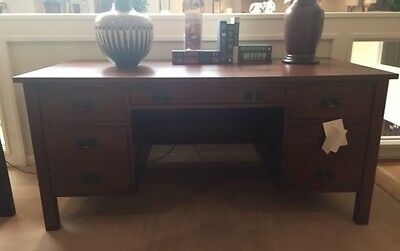 X-Large Executive New Stickley Desk