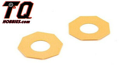 Losi TLR232007 Racing HDS Slipper Pad (2) 22 2.0 22-4 Fast ship+ track#
