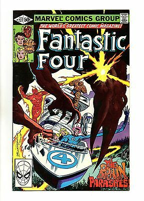 Fantastic Four Vol 1 No 227 Feb 1981 (VFN+) Marvel, Modern Age (1980 - Now)