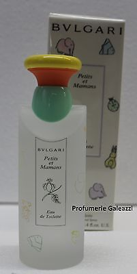 BULGARI PETITS ET MAMANS EDT VAPO NATURAL SPRAY - 40 ml