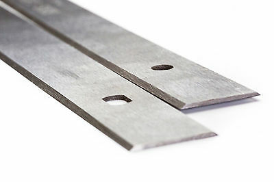 RECORD POWER PT260 REPLACEMENT HSS PLANER BLADES/ PLANING KNIVES wwm1003
