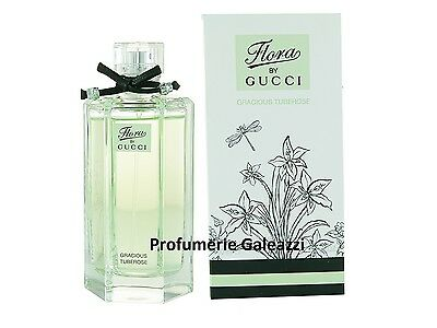 FLORA BY GUCCI DONNA GRACIOUS TUBEROSE EDT VAPO NATURAL SPRAY - 50 ml