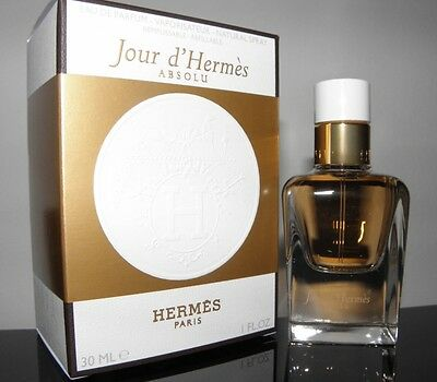 JOUR D'HERMES ABSOLU EDP VAPO NATURAL SPRAY REFILLABLE - 30 ml