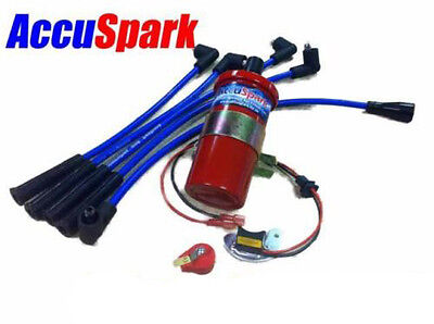 Triumph Vitesse GT6 and TR6  Electronic ignition / LUCAS Bargain Pack+ Red Rotor