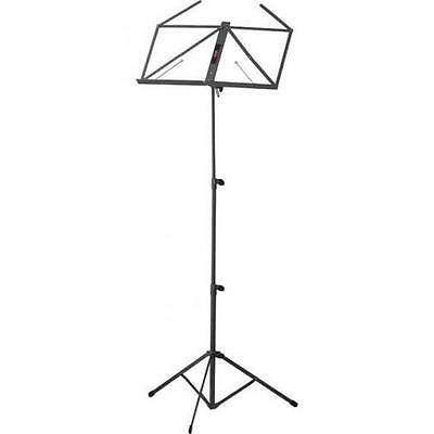 Stagg MUSA3 Music Stand Black Without Bag Black Without Bag