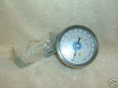 "Totalclaim & Totalsave Recovery Unit Gauge *LOW-SIDE, -30"" TO 500 PSI"