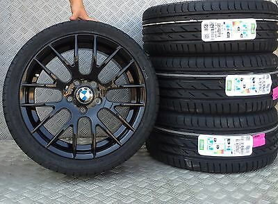 N. 04 Ruote Complete R. 18 Per Bmw Serie 3 Z 4  Con Cerchi Basel & Gomme Nokian
