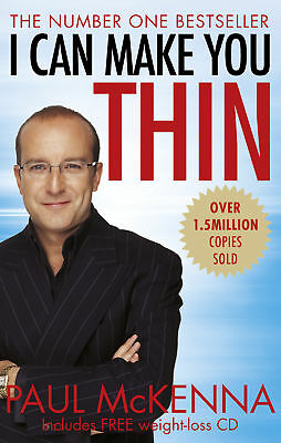 Paul McKenna - I Can Make You Thin (Paperback) 9780857503268