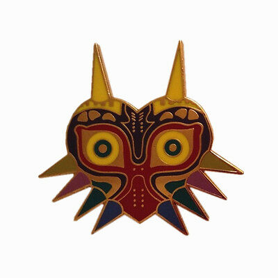 The Legend Of Zelda Majora's Mask Majora Pin Badge  Pendant