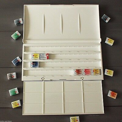 WHITE NIGHTS WATERCOLOR PAINT ONLY BOX Plastic Сase Russian Nevskaya Palitra