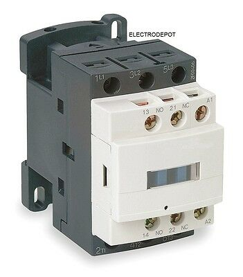 30AMP Contactor 30A 3Pole 120V coil, Motor Control 32A, Lighting Heating 50A 40A
