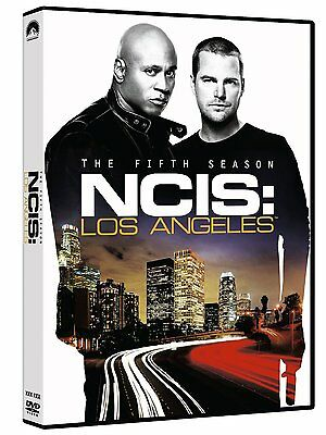 Ncis Los Angeles The Complete Dvd Season 5 Englisch