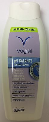 Vagisil pH Balance Intimate Wash 250ml