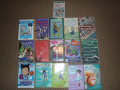 Books - Girls Assorted Lot