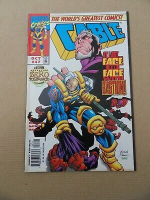 Cable 47. Marvel 1997 - VF