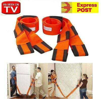 Forearm Forklift Furniture Straps, Heavy Lifting Belt Straps, As Seen On Tv