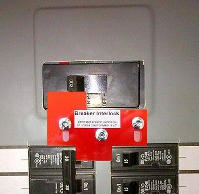 CH-1 Generator Interlock Kit for Eaton / Cutler Hammer panels