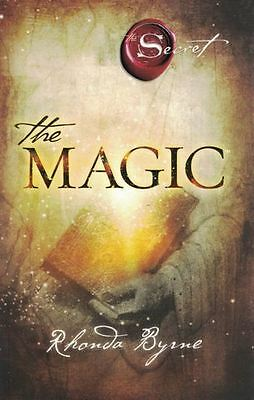 The Magic by Rhonda Byrne NEW