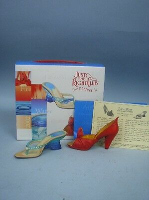 Just The Right Shoe 2002 Club Membership Kit MIB