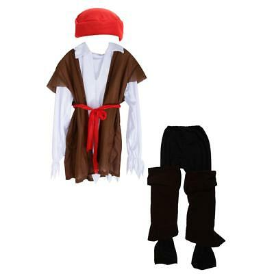 Adult Men Fancy Dress Up Party Cosplay Halloween Costume Suit Outfit Hat