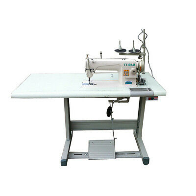 Lockstitch Leather Industrial Sewing Machine 220V Textile Apparel EquipmentNew