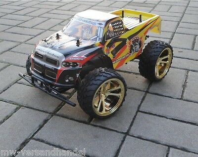 rc ferngesteuertes auto monster truck rennauto spielzeug. Black Bedroom Furniture Sets. Home Design Ideas