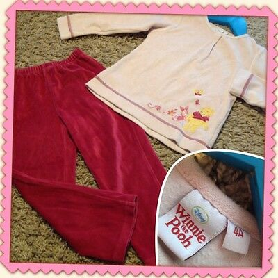 Pyjama DISNEY Winnie fille 4 ans TTBE disney