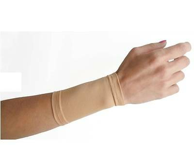 TatJacket Tattoo Cover Up Sleeve Band Jacket 4inch Tan Police Ambulance Security