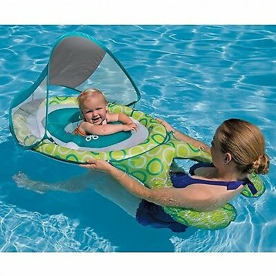 SwimWays Baby Spring Float Mommy and Me (Color May Vary)
