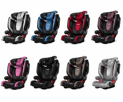 Recaro Monza Nova 2 Child/Children's/Toddler Car Seat - 3 - 12 Years