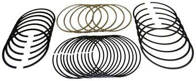 Hastings MOLY Piston Rings Set for Chevy SBC 327 350 383 5/64 5/64 3/16 STD