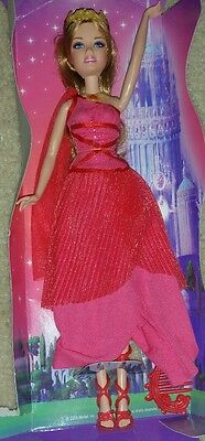 Barbie and the Diamond Castle Pink Muse doll