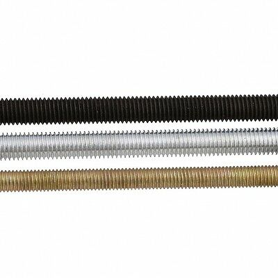 GRADE 4 8 & 8 Fully Threaded Rod/Bar/Studding/Allthread M2 5,3,4,6,8,10,12mm